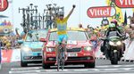 Vincenzo Nibali gewinnt die 18. Etappe der Tour de France 2014. (Foto: Sirotii)