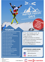 Termine Austria Freeski Days