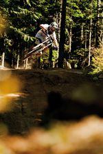 Ian Morrison in Whistler, Canada. Photographed in August 2009.