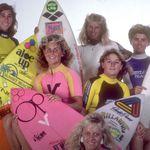 Die Profi-Surferinnen Gruppe aus ,, Girls Can