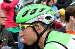 Sepp Vanmarcke bei der Tour de France 2014 mit dem Bell Star Pro Helm.