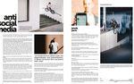 Interview mit Sebastian Anton in der Sonderausgabe zum 25-jährigen Jubiläum von freedombmx