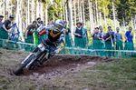 Christian Textor beim iXS German Downhill Cup 2016 in Ilmenau