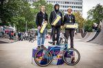 Die Gewinner auf dem Streetcontest des Bielefeld City Jam 2019