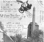 Am 28.7. steigt in Bremen wieder das Schlachtfest, bei dem es diesmal zwei Jubiläen zu feiern gibt: 10 Jahre Alliance BMX Shop und 20 Jahre Team Planlos.