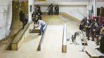 Daniel Portorreal auf dem Ciao Jam in der Skatehalle Wiesbaden