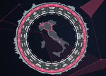 Diagramm der Route des Giro d