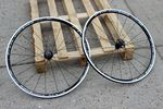 Fulcrum Racing 7 and Racing 5 wheelsets