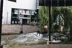 Zentrale Lage für die stehende Welle in Ulm.
