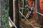 Gee Atherton beim DH World Cup 2012