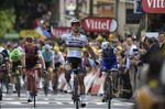 Peter Sagan gewinnt die 3. Etappe der Tour de France 2017.