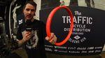 Martin Kiesewetter von Traffic Distribution stellt auf der European BMX Trade Show 2017 in Münster einige neue Produkte von Cult, éclat und BSD vor.