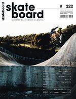 Monster Skateboard Magazine #322