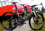 Das Look 695 Areolight Pro-Bike von Rein Taaramäe
