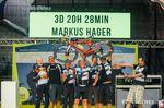 Markus Hager gewinnt das Race around Austria 2017. (Foto: RAA/Heiko Mandl)