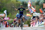 Nach einem vielversprechenden Start in die Saison holte er seinen ersten Sieg bei La Fleche Wallonne. (Foto: Sirotti)