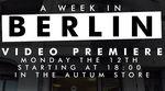 """Am Montag, den 12. März 2018 um 18 Uhr, findet in Berlin-Neukölln die Premiere des neuen Autum-Videos """"A Week in Berlin"""" statt. Hier gibt"""