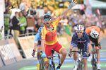 Frisch gekrönter Weltmeister Alejandro Valverde wird sich auf den Giro d