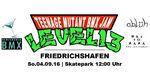 Kontrastprogramm zur Eurobike: Am 4. September findet eine Streetsession in Friedrichshafen statt. Hier erfährst du mehr über den Teenage Mutant BMX Jam.