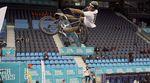 Hier entlang für die Highlights des BMX-Minirampcontests auf den Ruhr Games 2021 im Vonovia Ruhrstadion Bochum.