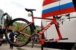 Das Etappenrennen Criterium du Dauphine wird oft als Testgelände vor der Tour de France genutzt. Yurii Trofimov wurde die Ehre zu Teil das damals neue Canyon Aeroad CF SLX zu testen und damit sogar die 4. Etappe zu gewinnen.