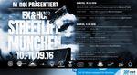 Vom 10.-11. September 2016 gibt es beim EX&HOP Streetlife BMX- und MTB-Contest in München insgesamt 1.000 Euro in Cash zu gewinnen.