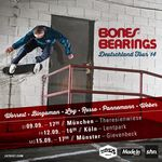 Bones Bearings Deutschland Tour