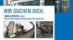 Bei Hartje sucht man einen BMX-Experten für den Vertrieb, das Produktmanagement und das Marketing von Radio Bikes. Interesse? Hier erfährst du mehr.