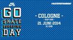 Go Skateboarding Day 2014 Köln