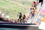 Für den jungen Belgier ist der Sieg der zweite Etappensieg beim Giro d