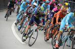 Professionelle Radsportler haben sich ihre Tritttechnik über einen langen Zeitraum und tausende von Kilometern erarbeitet. (Foto: Sirotti)