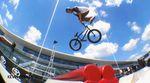 Hier sind ein paar Impressionen vom BMX-Park-Training bei den X Games 2015 in Austin mit dem Titelverteidiger Chase Hawk und einigen anderen Auserwählten.