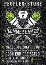 Peoples Store Summer Games 2014