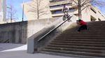 Cody Anderson ist keine Treppe zu hoch und kein Einschlag zu hart. Hier sind ein paar Stunts, die er für Hoffman Bikes auf den Straßen von Texas gefilmt hat.