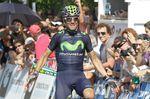 Valverde fand seine gute Form beim Sieg des Clasica San Sebastian wieder. (Foto: Sirotti)