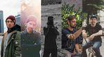 Dürfen wir vorstellen? Folgende nicht ganz unbekannte Herren sitzen in der Jury des Bangers Video- und Fotocontest 2015.