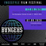 Bangers, das Freestyle Film Festival von freedombmx und dem People