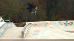 Herbstchills am Bodensee: Sven Avemaria hat ein paar Clips im Skatepark von Überlingen für den kunstform BMX Shop und Mailorder gefilmt.