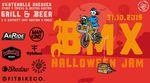 Am 30. Oktober 2019 steigt in der Skatehalle Dresden der Halloween BMX Jam. Es gibt fette Preise zu gewinnen, also werft euch in Schale und kommt rum!