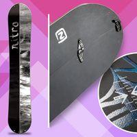 Nitro Nomad, splitboard, snowboard