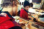 Skikids drücken die Schulbank der K2 School of Rockers