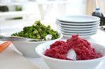 Hillside Beach Club Wellness Retreat Turkey Food