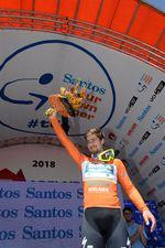 Mit einem Etappensieg und einem Tag in der Gesamtführung bei der Tour Down Under bewies Sagan Anfang des Jahres eine gute Form. Das Strade Bianche wird sein Eröffnungsrennen seiner Klassikersaison. (Foto: Sirotti)