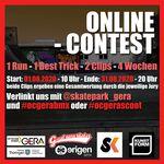 Vom 1. bis 31. August 2020 habt ihr die Möglichkeit am BMX- und Scooter-Onlinecontest des Skatepark Gera teilzunehmen. Hier erfahrt ihr mehr.