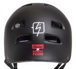 Der kunstform X Shadow Helm wird in den Größen XS (46-50 cm), S/M (50-56 cm), L/XL (56-61 cm) und XXL (61-65 cm) erhältlich sein (Größen entsprechen ungefähr dem Kopfumfang ca. 1 cm über den Augenbrauen)