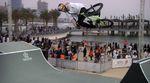 Hier ist unser Video vom ersten Parktraining der FISE World Tour in Jeddah (Saudi-Arabien) mit Kostya Andreev, Daniel Wedemeijer, Daniel Dhers u.a.