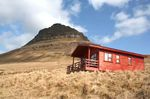 Amazing Mountain Shack Cabin Airbnb Travel Remote Iceland 1