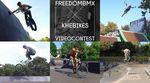"""Darmstadt represent! Hier entlang für die fünf Gewinner des KHEbikes X freedombmx Videocontests 2018 in der Kategorie """"Park""""."""