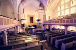 Truckdriver in einer Kirche von Vincent Unrath