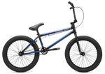 Kink Gap Freecoaster BMX Rad in blau